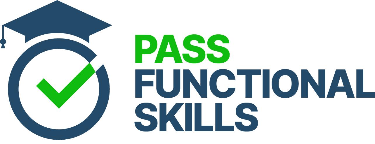 Pass Functional Skills Logo